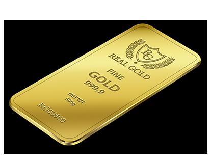 500 Gram Gold bar